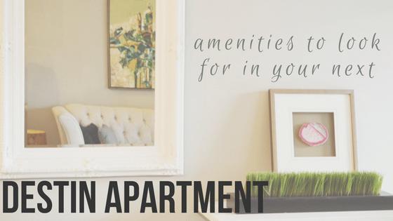 Apartment decorations