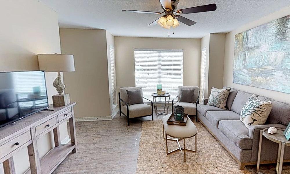 Sugarloaf Luxury Apartments Destin Fl 1 2 3 Bedroom Floor Plans