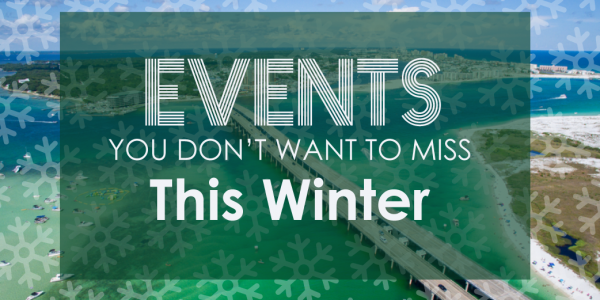 Destin Winter Events