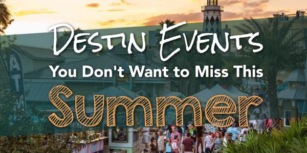 Summer Events in Destin