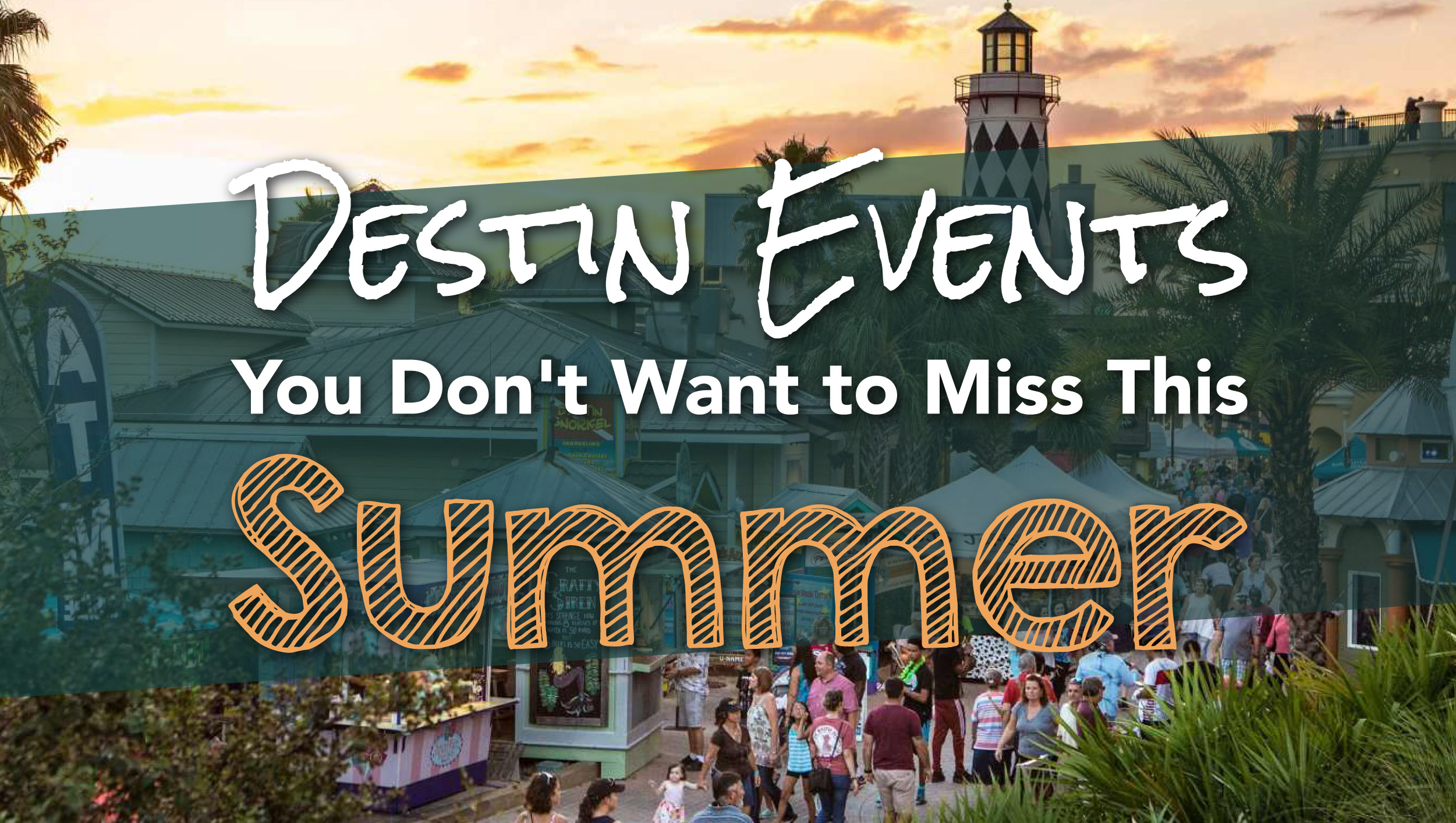 Summer Events in Destin